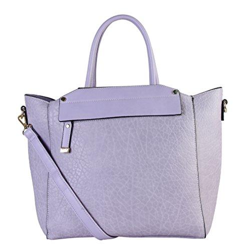 diophy-womens-faux-leather-top-handles-handbag-os-2983-purple