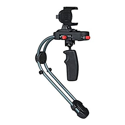 timeless design 8bd0f ea42d SteadiCam SMOOTHEE-GPIP5 Mount for GoPro HD Hero and iPhone 5, Multi Color