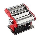 ZHENHAO Pasta Maker Machine,Stainless Steel Manual, Thickness Settings...