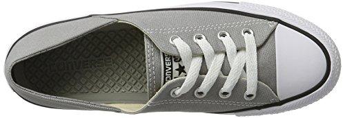 Chuck C555904 Donna Sneaker all Black Star Converse Grigio Taylor White Dolphin Coral HPqadW