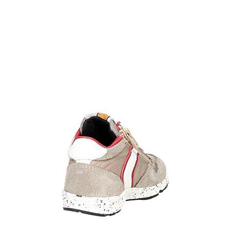 Ciao Bimbi 6691.22 Zapatillas de Deporte Bajas Boy Marrón Taupe