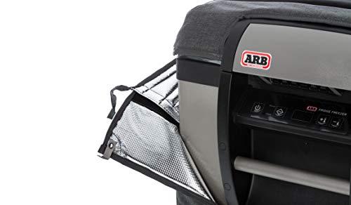 ARB 10900045 Transit Bag Classic Fridge For 82QT Series II Grey/Black Transit Bag Classic Fridge
