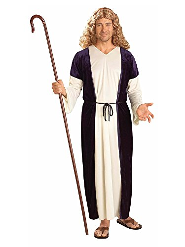Forum Novelties Men's Biblical Times Shepherd Costume, Multi, Standard -