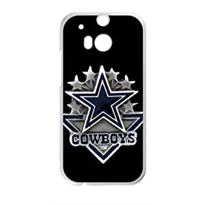 Cowboys Fashion Comstom Plastic case cover For HTC One M8