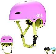 Kids Bike Helmet Toddler Helmet Adjustable Kids Helmet for Ages 3-8 Years Old Boys Girls Multi-Sport Safety Cy