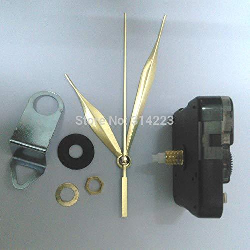 Maslin Shaft 16.5mm Mute Quartz Clock Movement for Clock Mechanism Repair DIY Clock Parts Accessories JX044