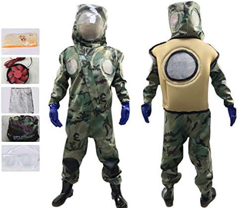 養蜂スーツ/ハチの防護服、ベール付き、帽子の換気の快適さ、作業服 - 初心者から商用の養蜂家向け,M-ShoeSize45