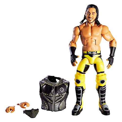 WWE Mustafa Ali Elite Collection Action Figure