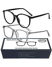 Blue Light Blocking Glasses(2 Pack)