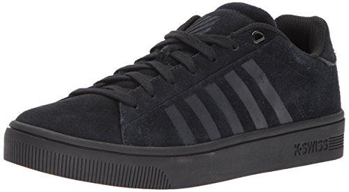 K-Swiss Women's Court Frasco SDE Sneaker, Black, 7 M US