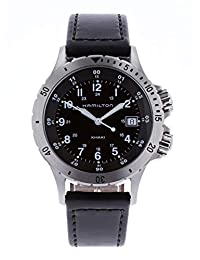 Hamilton Khaki Field Analog-Quartz Male Watch H744511 (Certified Pre-Owned)