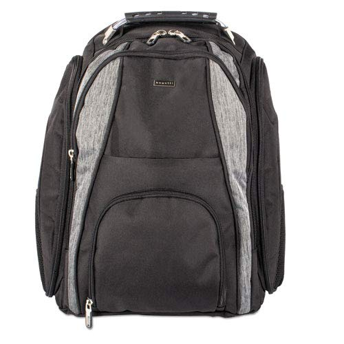 Amazon.com  Bugatti BKP113 Matt Backpack 3bb23df97d8d4