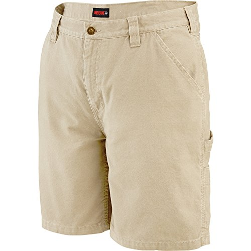 Wolverine Men's Hammerloop Short, Khaki, 34x9