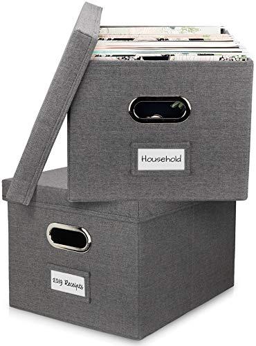 Beautiful File Organizer Box