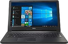 "Dell Inspiron 15 I3567-5949BLK-PUS Laptop (Windows 10, Intel i5-7200U, 15.6"" LED Screen, Storage: 256 GB, RAM: 8 GB) Black"