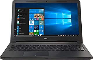"Dell Inspiron 15 I3567-5949BLK-PUS Laptop (Windows 10, Intel i5-7200U, 15.6"" LED Screen, Storage: 256 GB, RAM: 8 GB) Black (B07K9Y9NZV) 