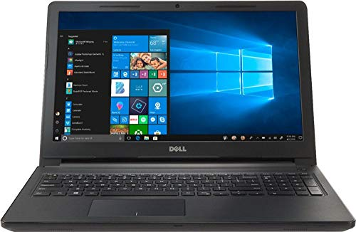 Dell Inspiron 15 i3567-5949BLK-PUS i5-7200U/8GB Memory/256GB SSD Notebook PC