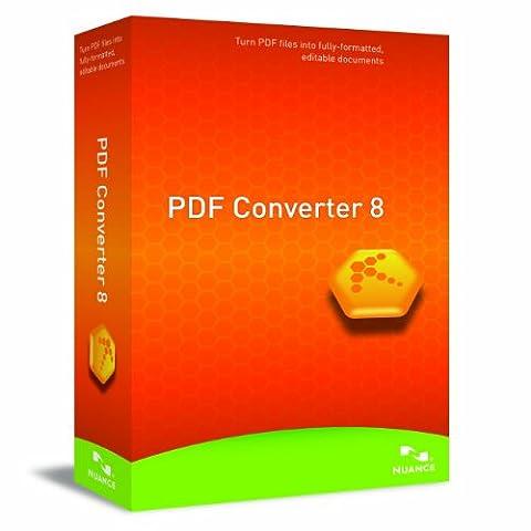 PDF Converter 8.0, English (Paperport Windows 7)