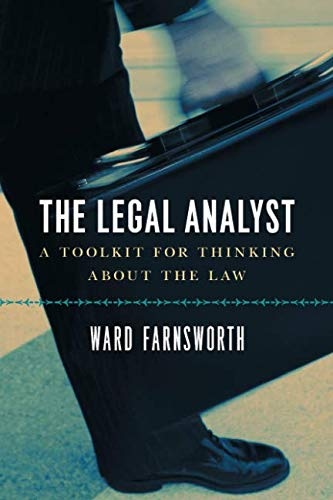 - The Legal Analyst: A Toolkit for Thinking about the Law