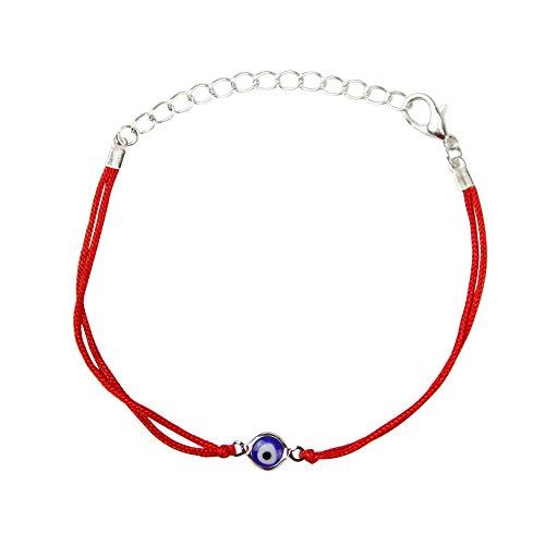 Kabbalah Red String Clothes - YingUs Fashion Men Women Evil Eye Red String Kabbalah Bracelet Jewelry