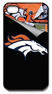 icasepersonalized Personalized Protective Case For HTC One M8 Cover NFL Denver Broncos