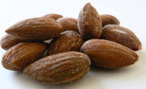 Almond Salted Candy - Roasted Almonds (Salted) 5LB Bag Bulk