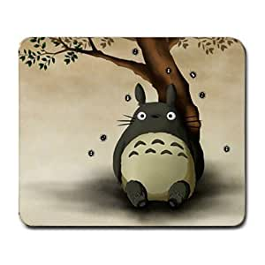 Totoro My Neighbor Totoro Animated Film Anime Funny & Cute Rectangle Mouse Pad Joie 6