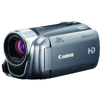 Canon VIXIA HF R200 Full HD Camcorder with Dual SDXC Card Slots