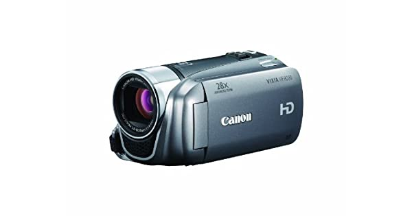 Amazon.com: Canon VIXIA HF R200 Videocámara Full HD con ...