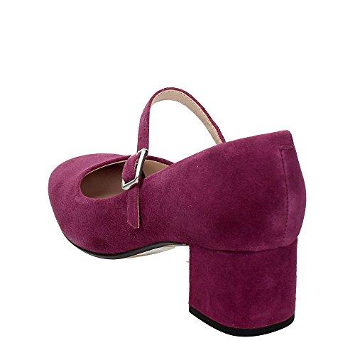Clarks Clarks Vestir Mujer Chinaberry Pop Ante Zapatos De Standard Passform Tamaño 37