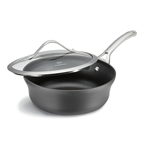 Calphalon contemporary hard anodized aluminum nonstick for Buy kitchen cookware