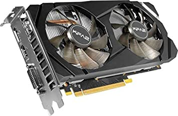 KFA2 KFA² GeForce GTX 1660 [1-Click OC] Tarjeta gráfica, Bulk 6GB ...