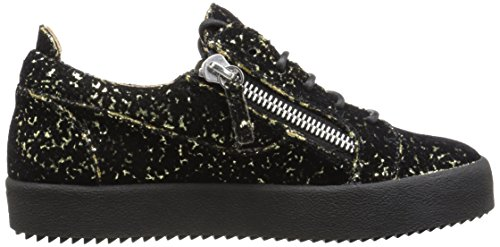 Zanotti nero Giuseppe Women's Rw70005 Sneaker Oro f8AAw6xqT