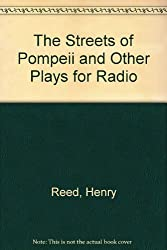 The Streets of Pompeii and Other Plays for Radio