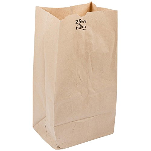 Restaurant Paper To Go Bags - 2