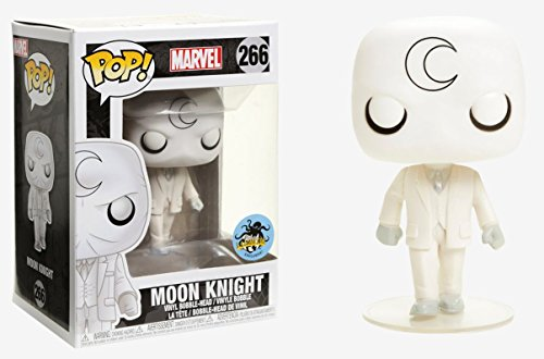 Funko Pop! Marvel Moon Knight #266 (2017 Los Angeles Comic Con (Comic Con)