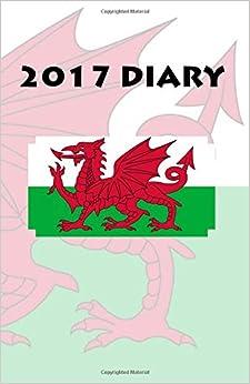DIARY 2017 - Welsh Flag