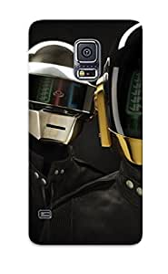 Appearance Snap-on Case Designed For Galaxy S5- Daft Punk(best Gifts For Lovers)
