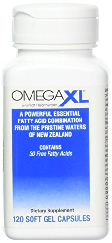 OmegaXL%C2%AE natural powerful omega 3 supplement product image
