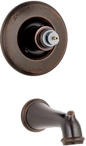 Delta T14155-RBLHP Victorian Monitor 14 Series Bathtub Trim without Handle, Venetian Bronze