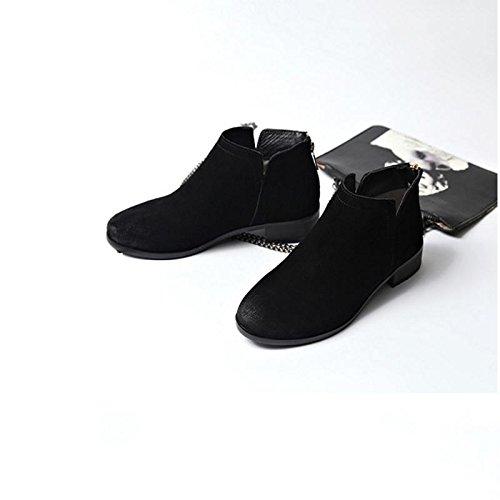 brit Short Boots Lady Scrub Estilo wfTIvf