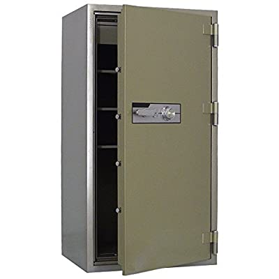 AMSWS-1700C- 2 hour Fireproof Office and Document safe