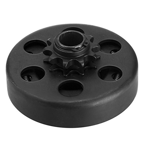 DEDC 10T Centrifugal Clutch 10 Tooth 3/4inch Bore 40 41 420 Chain Model for Mini Bike Honda Engines, Horse Power up to (Bike 41 Teeth)
