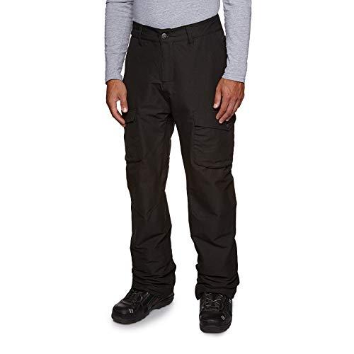 (Bonfire Zone Stretch Pant Snow Pant Large Black)