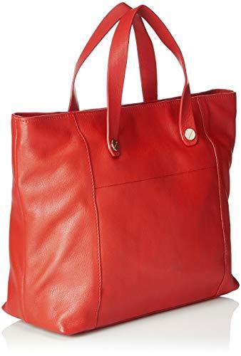 Liebeskind Mujer 3126 Bolsa Red Vintag Rojo liebeskind Berlin Jltotem 48rxqw4S