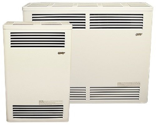 (Cozy CDV335C Direct Vent Wall Furnace, BTUh 33000)