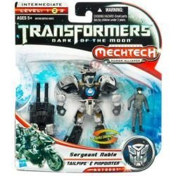 Samorthatrade Sergeant Noble Tailpipe Transformers Dark Os The Moon Figure