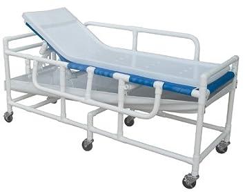 Amazon.com: Lumex 8005 cama de ducha (PVC/Camilla: Beauty