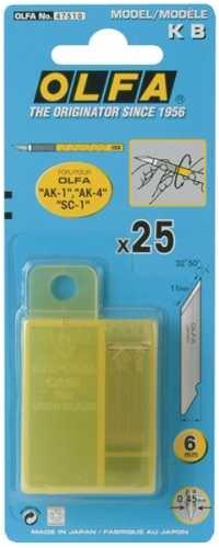 Roland Sheet Cut Refill Blades KB