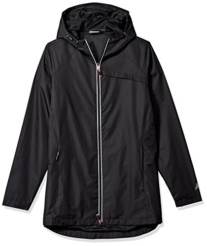 New Balance - Outdoors Dobby Anorak Jacket, Black, Medium